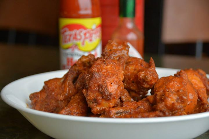 Rib and Lion Chicken Wings